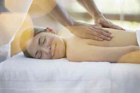 Hygeia Natural Therapies - Deep Tissue Back, Neck and Shoulder Massage or Reflexology - Save 43%