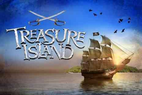 Iris Theatre - One Ticket to Treasure Island at Open Air Iris Theatre, Covent Garden, 30 July To 28 August - Save 0%
