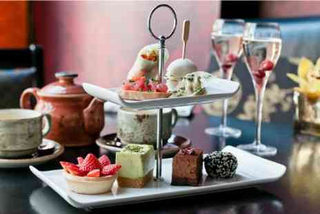 Buddha Bar - Sparkling Afternoon Tea for Two - Save 17%