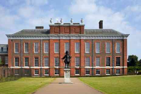 Marco Pierre Whites - Visit to Kensington Palace and Three Course Meal for Two - Save 35%