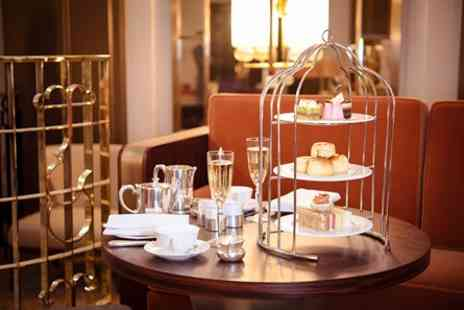 Art Deco Park Lane Hotel - Signature Bird Cage Champagne Afternoon Tea for Two - Save 0%
