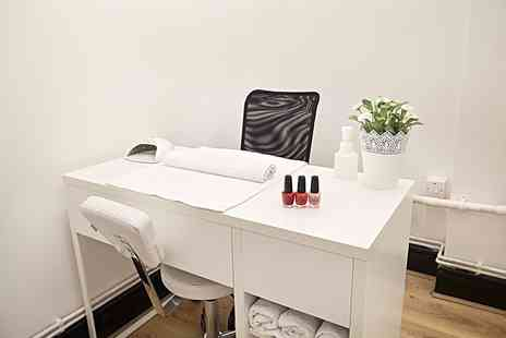 Diva Angels - Manicure and Pedicure - Save 7%
