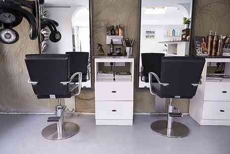 Chez Stephan Hairdressing Studio - Executive Blow Dry - Save 44%