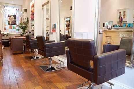 Crystalise Salon - WASH CUT BLOW DRY - Save 38%