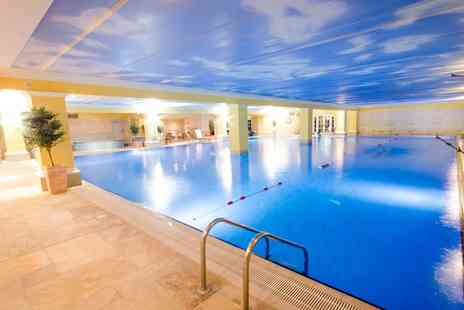 Holmer Park Spa and Health Club - Afternoon Tea Spa Day for Two - Save 52%