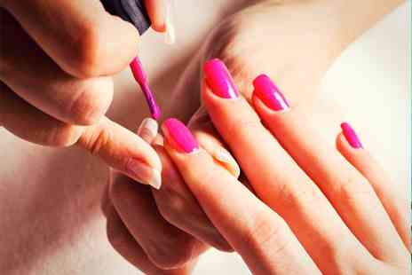 Da Silva Hair and Beauty Salon - Shellac Nails - Save 0%