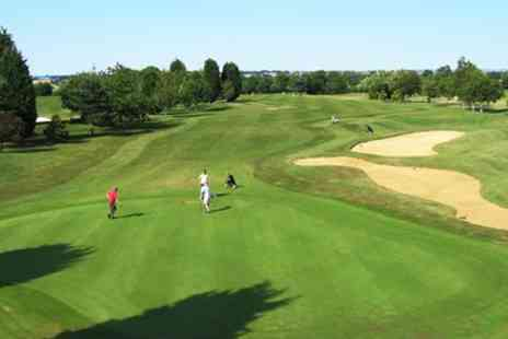 De Vere Staverton Park - Round of Golf for 2 at Championship Standard Course - Save 28%