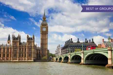 Britannia International Hotel London - One or Two Nights Stay For Two With Breakfast Plus Swim and Gym Access - Save 0%