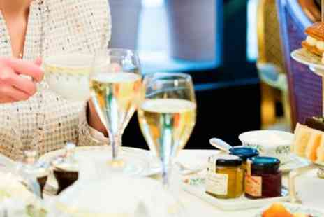The Imperial Hotel - Afternoon Tea & Bubbly for 2 with Stunning Devon Views - Save 36%
