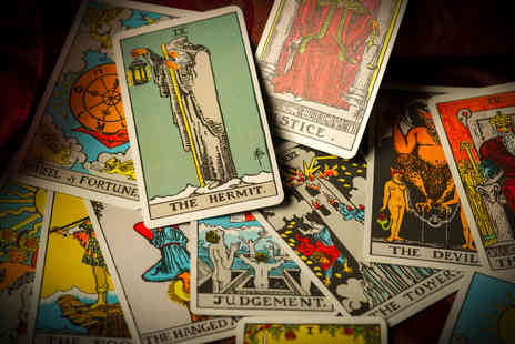 Blessed Be - Email tarot card, angel or psychometric reading or via phone or Skype or face to face reading - Save 93%