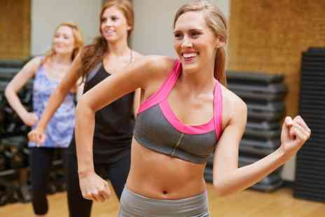 Maria Morelli - Five or Ten Pound Fitness Classes - Save 0%