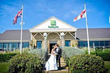 Holiday Inn - Wedding Package for 40 Day and 80 Evening Guests - Save 50%