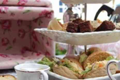 The Botanic Gardens Cafe - Afternoon Tea For Two People for £10 at The Botanic Gardens Cafe - Save 55%