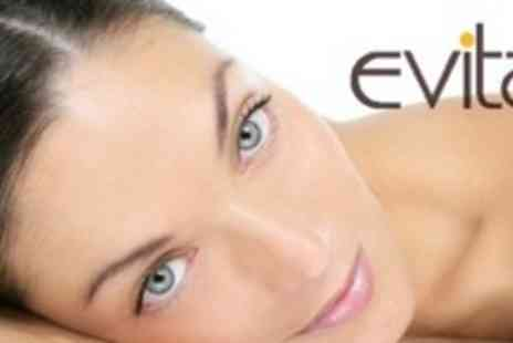 Evita Aesthetic & Beauty Centre - Three Sessions of Microdermabrasion - Save 74%