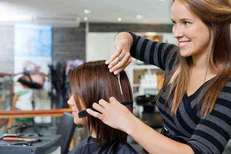 Mirror Mirror - Wash, Cut, Blow Dry and Condition with Optional Half Head of Highlights - Save 0%