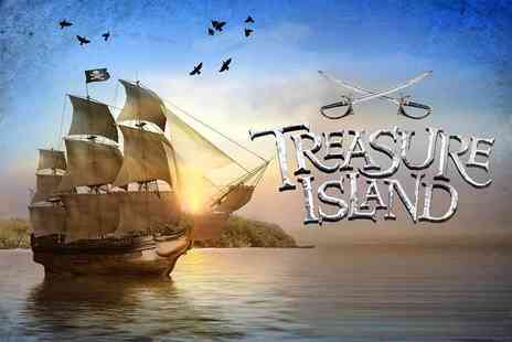 Iris Theatre - Ticket to Treasure Island in the open air grounds - Save 33%