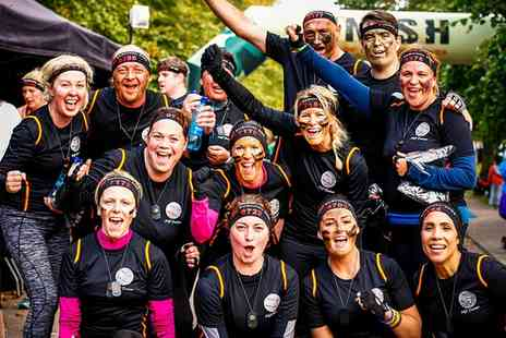 Bear Grylls Festival - Bear Grylls 5K or 10K Survival Race Plus Festival Entry and Goodies, Wimpole Estate - Save 44%