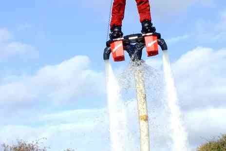 Flyboard Fun - Flyboard Experience For One or Two with Flyboard Fun - Save 27%