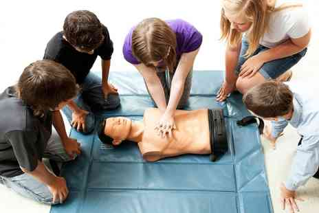Veritas Medical Solutions - One Day First Aid Course with Three-Year Certificate for One or Two - Save 0%