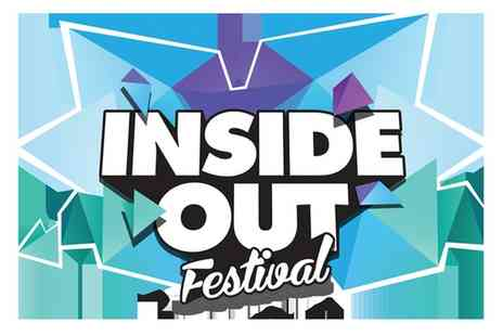 Inside Out Festival - Inside Out Festival on 24 September at Midday, Bute Park - Save 0%
