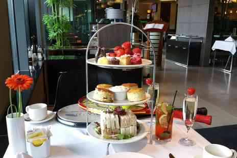 Jacks Kitchen - Summer Afternoon Tea with Pimm's Cup or Prosecco for Two or Four - Save 0%