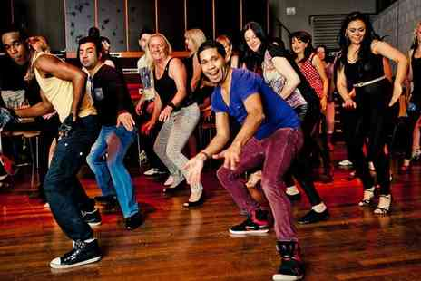 Salsafro Dance School - Latin Dance Classes for One or Two - Save 50%