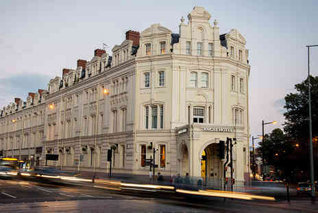 The Angel Hotel - Overnight Cardiff stay for two or stay for two nights - Save 51%