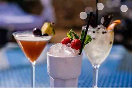 Bubbles Champagne Bar - Four cocktails to share between two - Save 60%