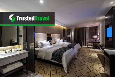 Trusted Travel - Airport Hotel from Trusted Parking - Save 0%