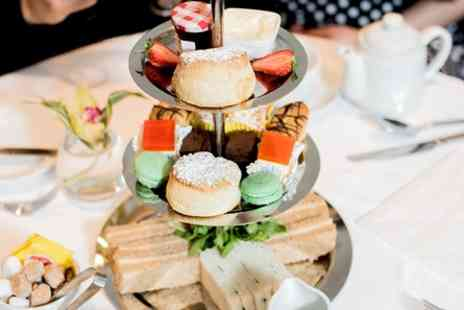 Colonnade Hotel - Afternoon Tea for Two - Save 0%