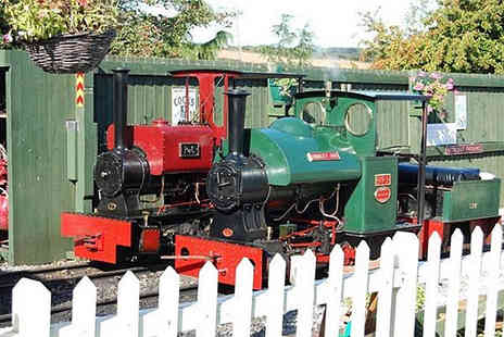 Buyagift - Steam train driving taster experience - Save 0%