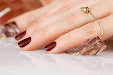 Prinnys Makeover Factory - Shellac Manicure, Pedicure or Both - Save 40%