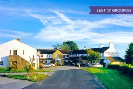 The Whoop Hall - One or Two Nights Stay for 2 with Breakfast or 2 Nights with Dinner, Cream Tea and Prosecco - Save 37%
