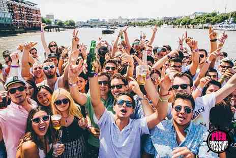 Fosterwood - Ticket to the Notting Hill Carnival boat after party on 28th August - Save 50%