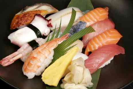 The Rosemary Restaurant - Japanese Buffet for Two or Four - Save 0%