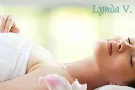 Lynda V. Price - Top to Toe Beauty Package including Facial Peel, Haircut and Finish, and Head Massage - Save 72%