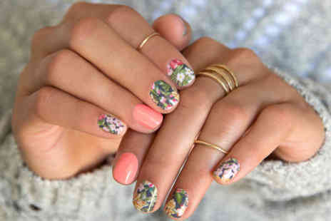 The Hair Apartment - The Amazing Jamberry Nail Wrap Application on hands or feet or both - Save 44%