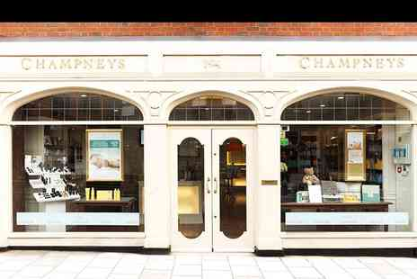Champneys Day Spa - The Ultimate Aromatherapy Experience Back Massage - Save 0%