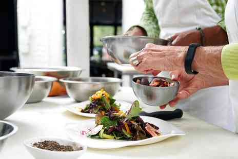 The Smart School of Cookery - Street Food Cookery Class for One or Two - Save 71%