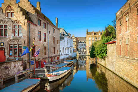 Anderson Tours - Childs or Adult ticket for a luxury coach day trip to Bruges - Save 25%