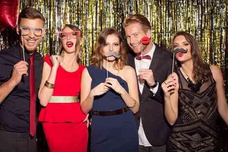 Event Booth Hire - Two, Three or Four Hour Photobooth Hire - Save 0%