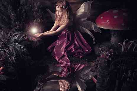 Photo Stoke - Fairy or Elf Themed Photoshoot with Two Prints - Save 0%