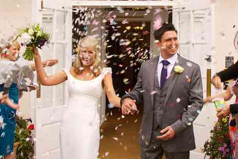 Hadley Park House Hotel - Wedding package - Save 50%