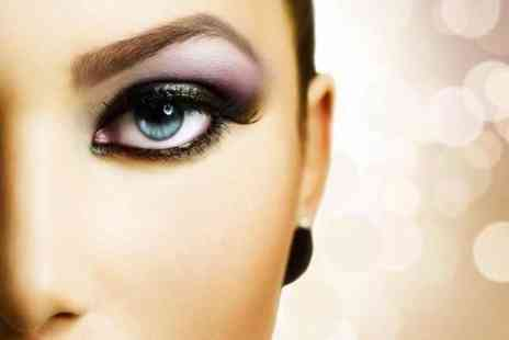 Sol Cosmedics - Semi permanent upper or lower eyeliner and organic balm to take home - Save 74%