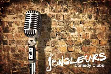 Jongleurs Comedy Club - Two hour comedy show, Entry for two people - Save 53%