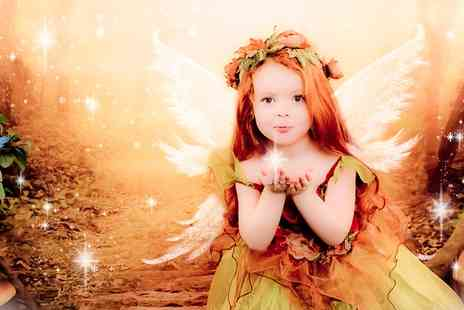 One Photography - Fairy Photoshoot with Five Prints - Save 92%