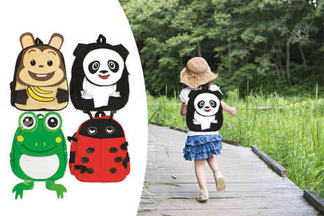 Heads Group - Cute animal backpack choose from four designs - Save 60%
