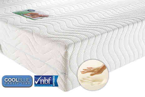 Trusleep - Single, double, king or super king size orthopaedic all seasons mattress - Save 70%