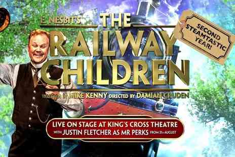 Kings Cross Theatre - The Railway Children tickets on 7 to 18 September - Save 22%