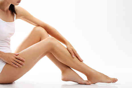 The Laser and Beauty Clinic - Three sessions of hair removal on a small area - Save 52%